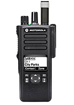 MOTOROLA DP4600E, 403-527 MHz (UHF), LIION BAT, AN